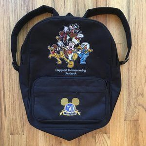 Disneyland 50th Anniversary Backpack